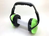 Ear Muffs (1) - Blue Rapta Auditek - 32dB - Green