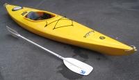 Kayak - Large, single- canary yellow