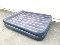 Air mattress bed, double: INTEX