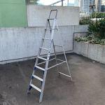 Step Ladder: SingleSide 2.4m