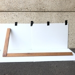 Wooden square: Very Large