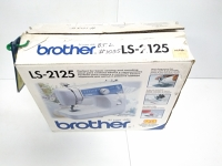 Sewing Machine: BROTHER