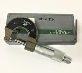 Outside External Micrometre Caliper (0 - 25mm)