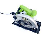 Circular saw: ROK 1200W - green
