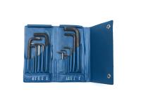 Allen Key Wrench set: SOCKETEX - 16 pcs.