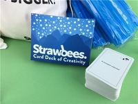 Strawbees Card Deck