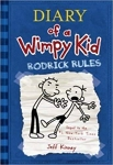 Adapted Book Diary of a Wimpy Kid Rodrick Rules