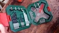34 Piece Drill Bit set