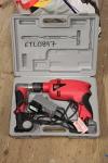 Power Devil corded hammer drill