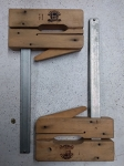 Wooden Clamp - Set of 2