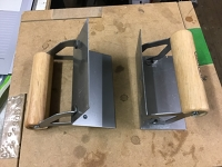 Corner Trowel Set (2 piece)