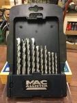 10 Piece Masonry Drill Bit set