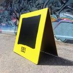 Chalkboard sign - A-frame