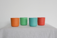 Bamboo Cups 250ml x 25