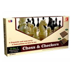 Chess & Checkers - Magnetic