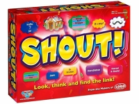 Shout board game