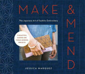 Book-Make and Mend (The Japanese Art of Dashiki Embroidery)