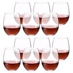 Wine Glasses - Red wine stemless 470ml