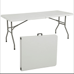 Trestle Table Folding - 175cm x 75cm