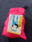 Aerial yoga silk