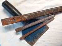 Set of Cold Chisels