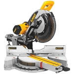 "DeWalt 10"" Compound Mitre Saw with collapsible stand"
