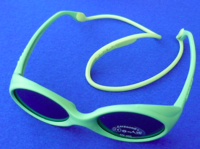 Béaba zonnebril groen
