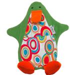 Knuffel Simple Good Ducky Duck warm & koud
