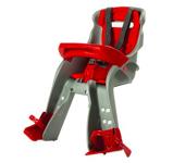 Fietsstoeltje voorop OKBaby Orion grijs/rood