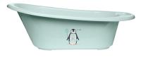 Bébé-jou Badje Click Lou-Lou pinguïn munt