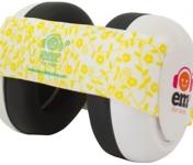 Em's 4 Bubs gehoorbescherming baby geel