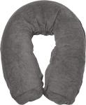 Form-Fix Voedingskussenhoes - 100% katoen en comfortabel badstof - Steelgrey