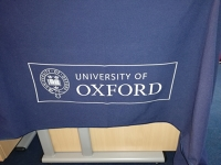 University of Oxford Branded Tablecloth
