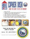 STEM Activity - Cipher Disk