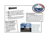 STEM Activity - Slime