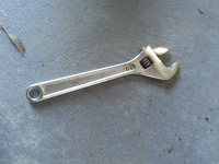 "12"" crescent wrench"