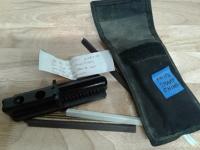 Spyderco knife sharpener