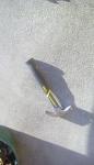 Stanley graphite claw hammer