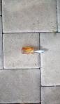 stubby blade screwdriver