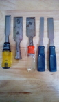 1/4 inch Wood chisel