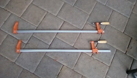 "24"" Bar Clamps pair"