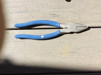 8 inch lineman's pliers