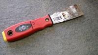 Spackle blade