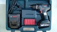 Bosch cordless power drill