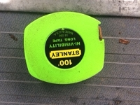 100 ft tape measure