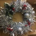 Xmas: Christmas Wreath #3
