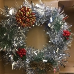Xmas: Christmas Wreath #1