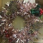 Xmas: Christmas Wreath #2