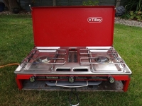 Camping Cooker #3