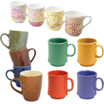 Assorted Mugs (box of 30)